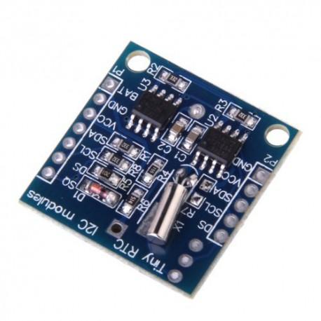 Arduino Tiny RTC I2C時鐘模組