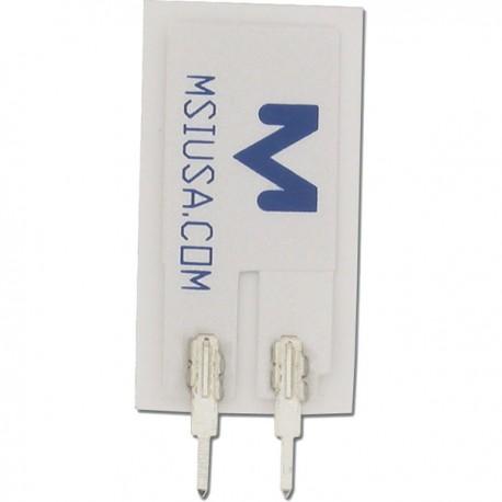 壓電式薄膜震動感測器