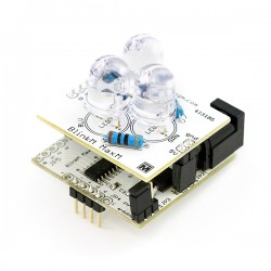 BlinkM MaxM - I2C Controlled RGB LED 指示燈