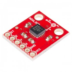 ADXL335 三軸加速度計
