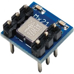 Memsic 2125 雙軸加速度計( PWM 輸出)