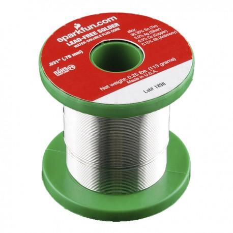 特殊焊錫 - 0.25lb (0.8mm) (歐美進口)