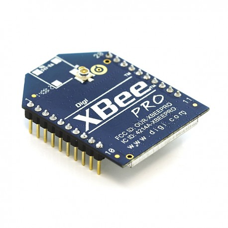 XBee Pro 60mW U.FL Connection通訊模組
