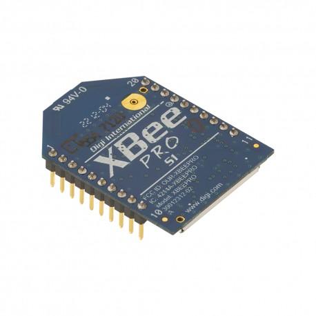 XBee Pro 60mW PCB Antenna通訊模組