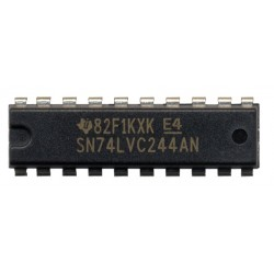 74LVC244A 線路驅動器/緩衝器 (庫存數:5)