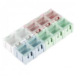 可組合零件盒-小(10入)(歐美進口)