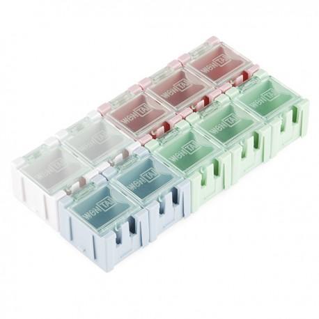 可組合零件盒-小(10入)