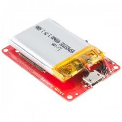 Edison 鋰電池擴展板