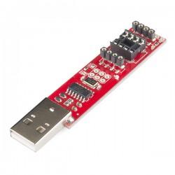 Tiny AVR 程式燒錄器