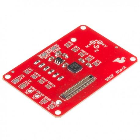 Edison 9軸感測擴展板