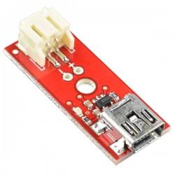 Mini USB鋰電池充電器