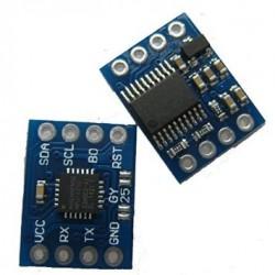 MPU-6050傾斜度角度傳感器模組