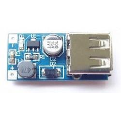 DC-DC 升壓模組 (0.9V~5V) 升 5V 600MA USB