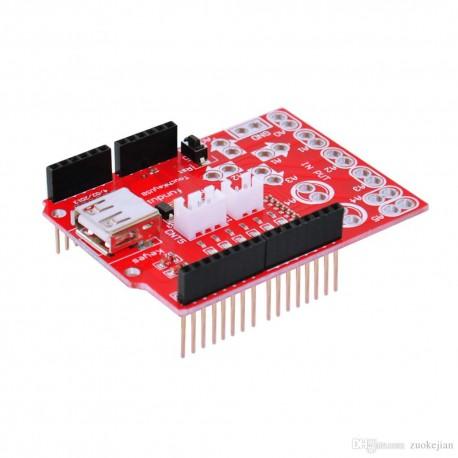 Arduino Makey 類比觸摸鍵盤