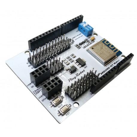 ESP8266 Arduino UNO R3 Web Sever串口WiFi擴展板