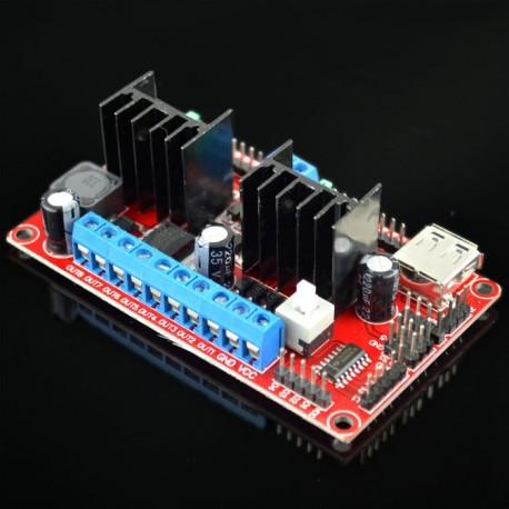 L298N V3 / 四直流步進電機驅動模組
