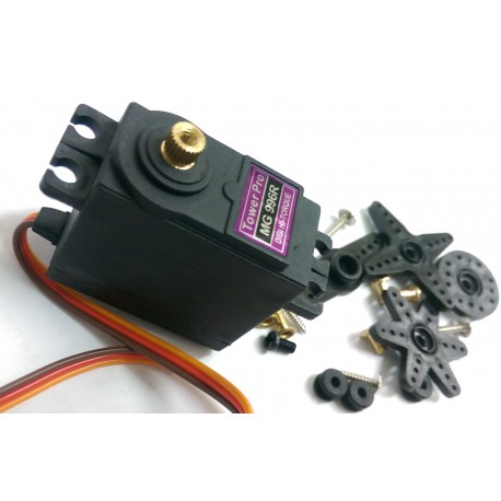 MG996R 大扭力金屬標準伺服機