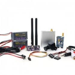 【3DR美國原裝】Video/OSD System Kit FPV圖傳發射接收系統攝像頭地面站全套FPV和OSD設備 (庫存數:1)