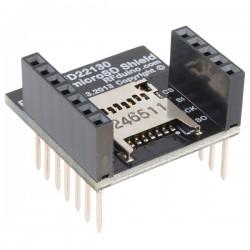 RFduino - MicroSD 擴充板