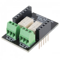 RFduino - Relay 擴充板