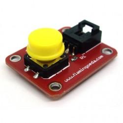 電子積木 數字模組 大按鈕模組(相容Arduino)