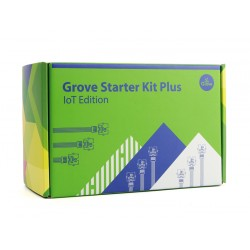 Grove Starter Kit Plus - IOT Edition 入門套件