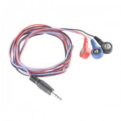 肌肉感測器連接線 / ECG 心電 / 心跳傳感器接線 / 電纜線