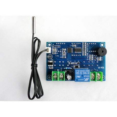 XH-W1401 智慧數字顯示溫控器 / 保溫 水溫 溫度控制器