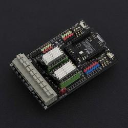 兩路步進電機驅動擴展板 (兼容Arduino / 附帶Xbee)