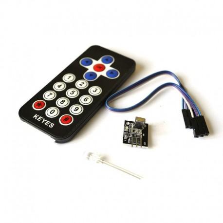 Arduino 紅外無線遙控套件