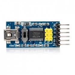 FTDI Basic 程式下載器 (USB轉TTL FT232)