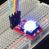 LED 燈輕觸開關按鈕轉接板