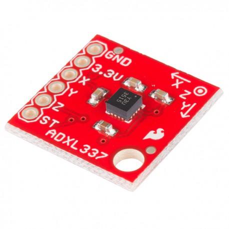 ADXL337 三軸加速度計模組