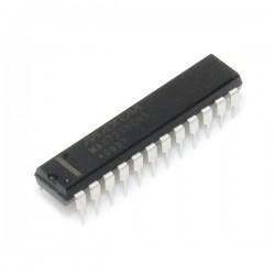 8 位 LED 顯示驅動器 - MAX7219CNG