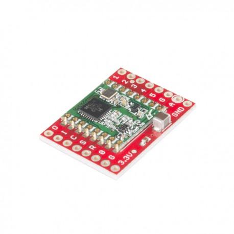 SparkFun RFM69 無線傳輸模組 (915MHz)