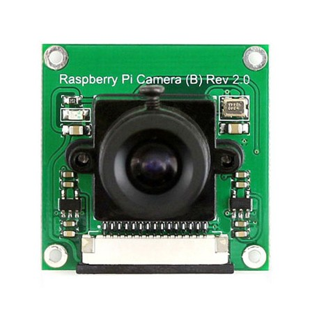 RPI Adjustable focus Camera