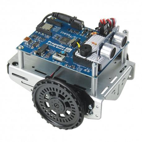 PBB car自走車機器人(Propeller 八核心控制)  (Email詢價)