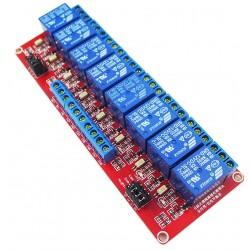 8路12V繼電器模組