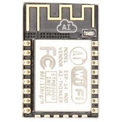ESP8266串口轉WiFi模組ESP-14 (庫存數:15)
