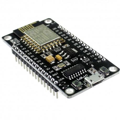 NodeMcu Lua WIFI V3 ESP8266 串口wifi模組
