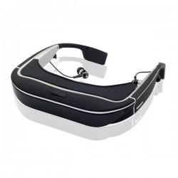 3D Android智慧視頻眼鏡 支持wifi 四核心續航力高