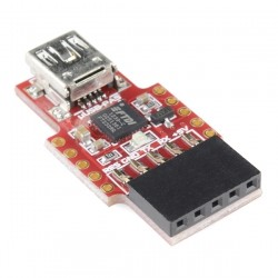 USB to Serial 橋接器-μUSB-PA5