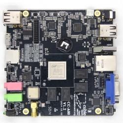 Cubieboard4 CC-A80 開發板 Cortex A15 4核 (庫存數:1)