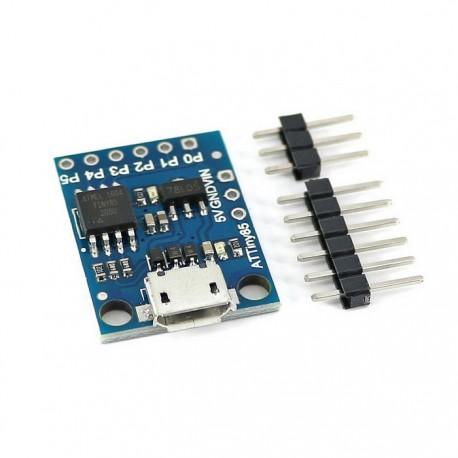 Arduino Attiny85 微型 USB Micro 開發擴展板