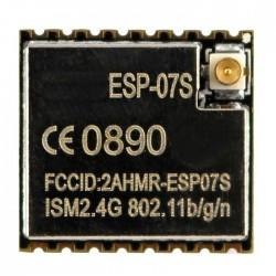 ESP8266 串口轉WIFI模組 ESP-07S/工業級/物聯網