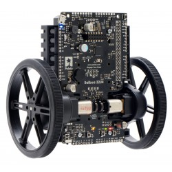 Balboa 32U4平衡輪型機器人 Arduino Raspberry Pi