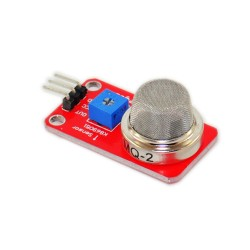 MQ-2 煙霧氣體感測器 (紅板)