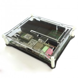 Udoo開發板透明外殼