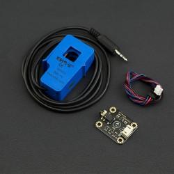 Arduino類比交流鉗式電流感測器 Gravity系列