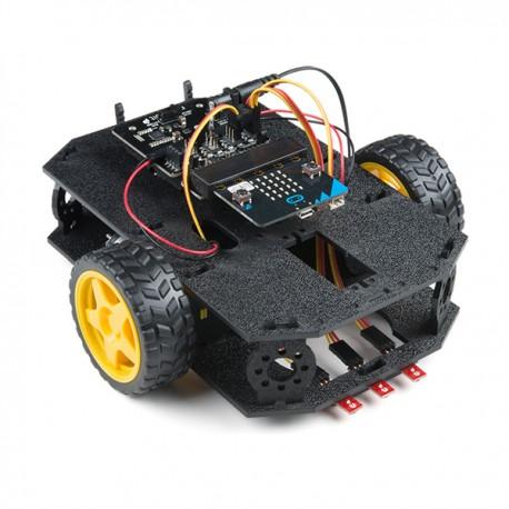 micro:bot kit 機器人